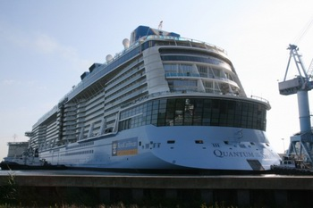 ������������ �������� ���������� �� �������� ������ Quantum  �� Royal Caribbean Cruises Ltd.
