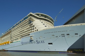 ������ �������� ��������� ������� Quantum of the Seas .