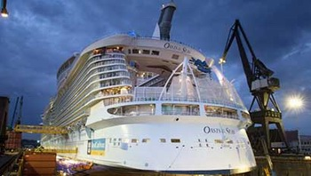 ������������ �� ����� �������� ������ Oasis �������� �������� Royal Caribbean.